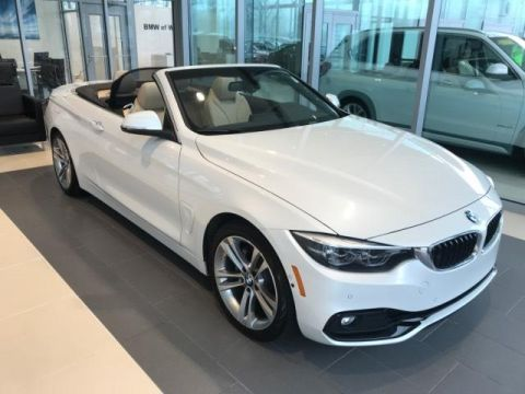 Pre-Owned 2019 BMW 4 Series 430i Convertible