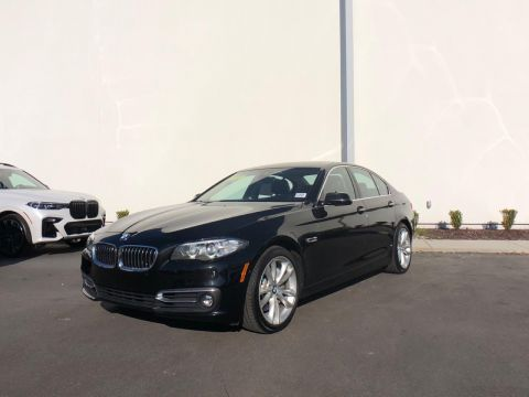 Pre-Owned 2016 BMW 535i Sedan