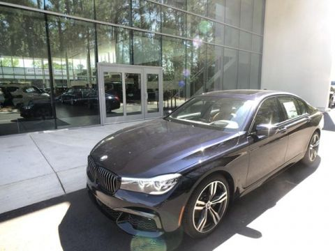 New 2019 BMW 7 Series 740i Sedan