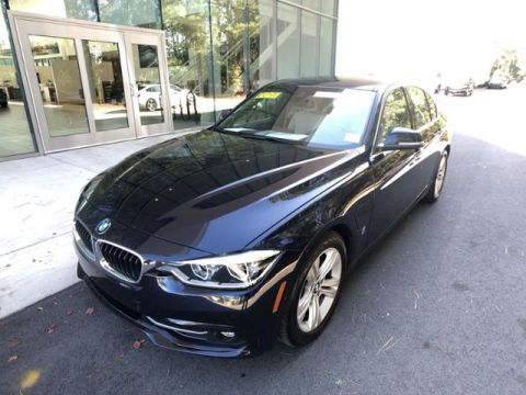 Certified Pre-Owned 2017 BMW 3 Series 330e iPerformance Plug-In Hybrid