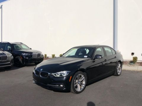 Pre-Owned 2016 BMW 328i Sedan