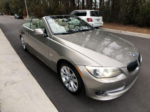 Pre-Owned 2011 BMW 3 Series 2dr Conv 328i