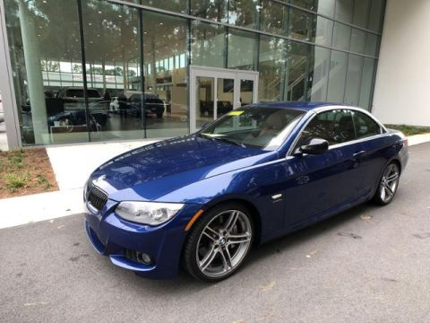 Pre-Owned 2013 BMW 3 Series 2dr Conv 335is
