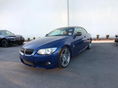 Pre-Owned 2013 BMW 335is Convertible