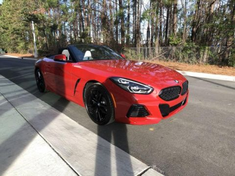 Pre-Owned 2019 BMW Z4 sDrive30i Roadster