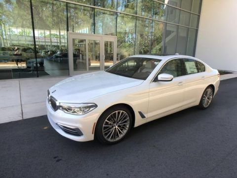 New 2019 BMW 5 Series 540i Sedan