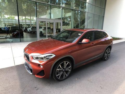 New 2018 BMW X2 sDrive28i Sports Activity Vehicle