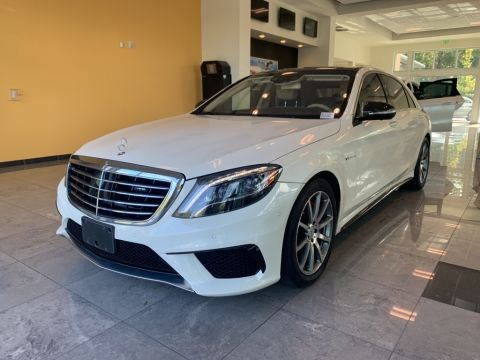 Pre-Owned 2016 Mercedes-Benz S-Class S 63 AMG®
