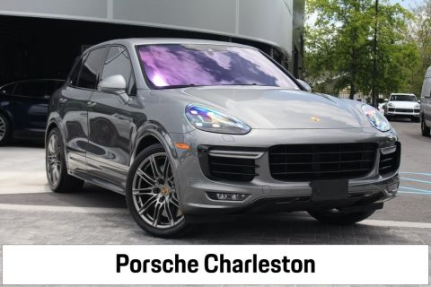 Pre-Owned 2018 Porsche Cayenne Turbo S